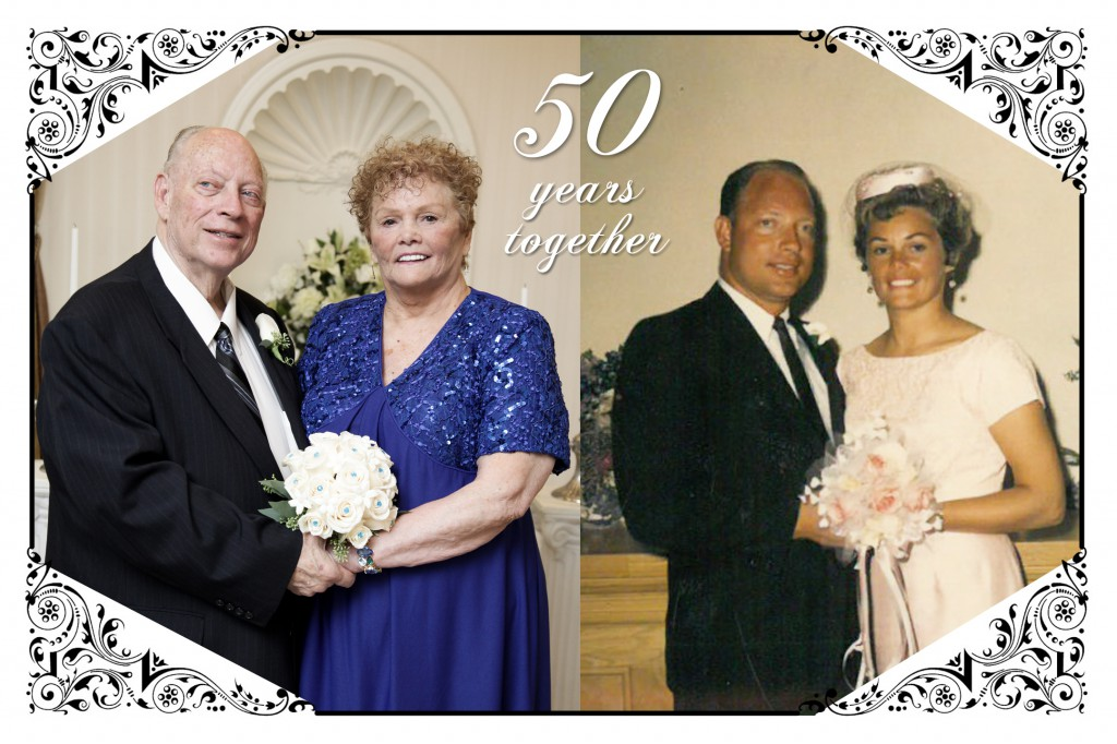 A Special Las Vegas Vow Renewal, 50 Years in the Making