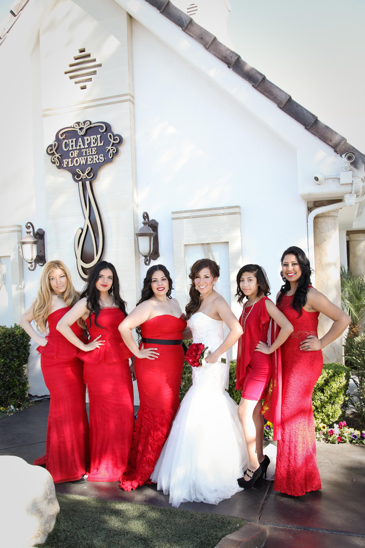 Las Vegas Wedding Chapel Announces Favorite s