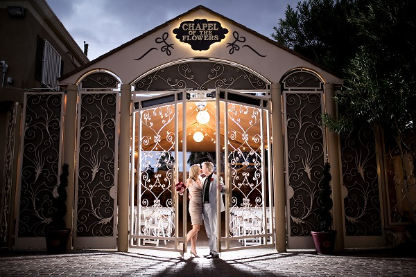 best reviewed las vegas wedding chapel