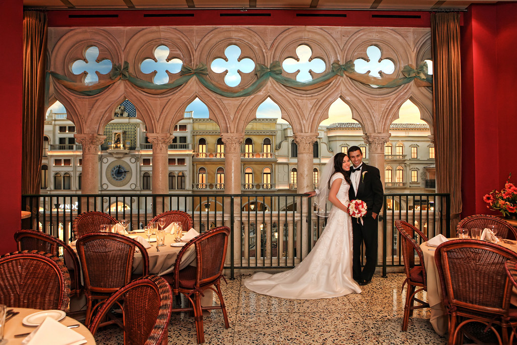 Las Vegas Chapel Offering Wedding Reception Packages