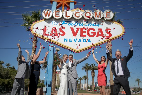 Chapel Of The Flowers Named Top Wedding In Las Vegas