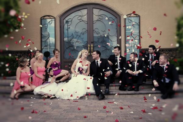 Las Vegas Wedding Chapel of the Flowers