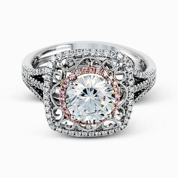 5 Award Winning Engagement Rings For Your Valentineu0027s Day Proposal Simon G  Duchess Collection Vintage