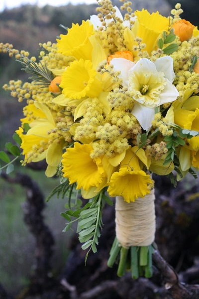 Seasonal Flowers For A Spring Wedding Romantic Or Rustic