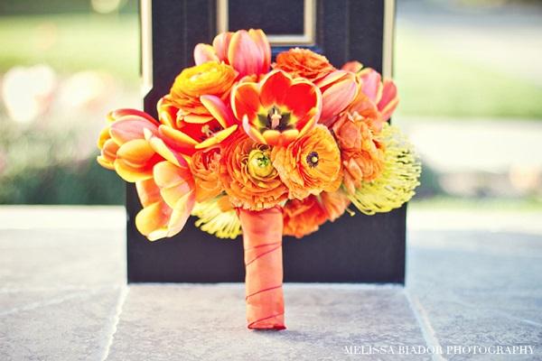 Seasonal Flowers For A Spring Wedding Modern Or Playful