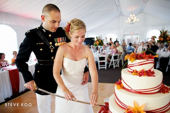 How To Pull Of The Best Military Wedding