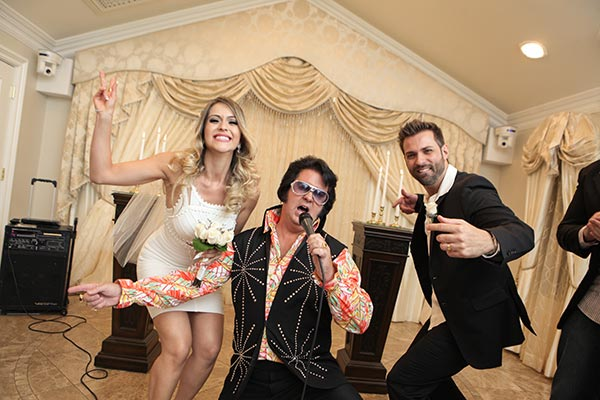 Elvis Wedding Packages In Las Vegas