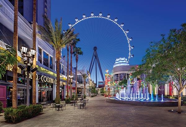 High Roller Wedding Packages in Las Vegas