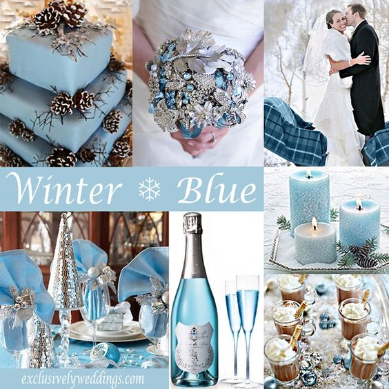 Winter is coming best winter wedding trends for Winter wedding colors for bridesmaids dresses