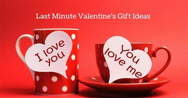Schön Last Minute Valentineu0027s Day Gift Ideas