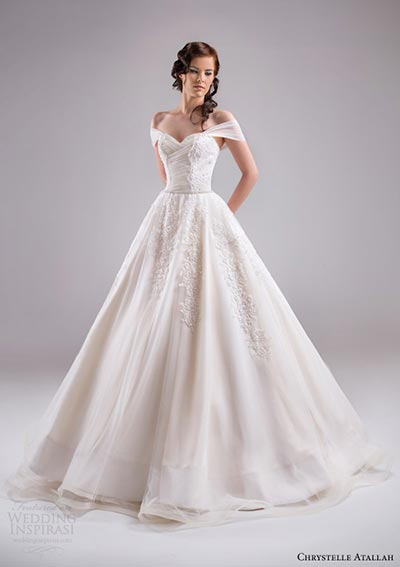 Disney Fairy Tale Wedding Dresses