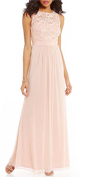Mother of the Bride Groom Dress Ideas | Blush Dress