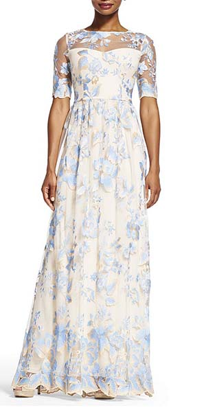 Mother of the Bride Groom Dress Ideas | Floral Dress