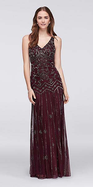 Dillard Elegant Mother of Bride Dresses