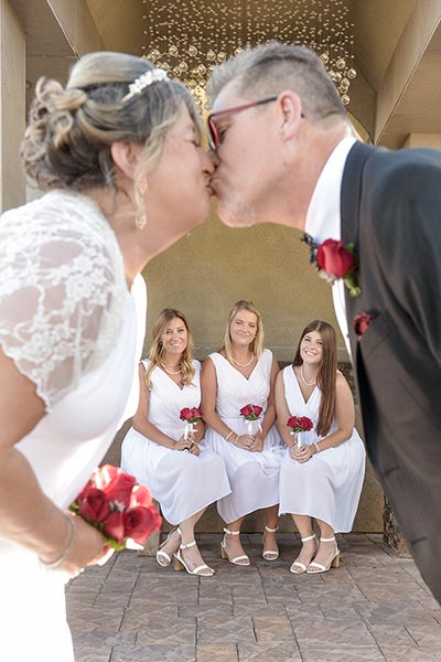 Including Adult Kids in Wedding - Vow Renewal | Second Marriage | Older Couple Wedding Ideas