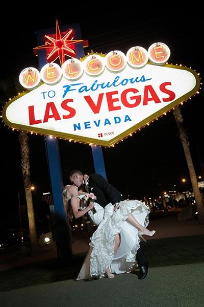 Las Vegas Weddings | Best Wedding Dates 2018