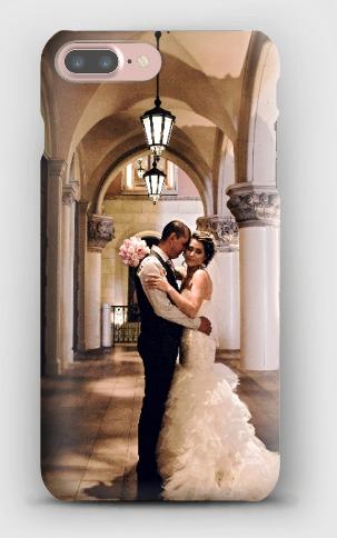 Custom Photo Cell Phone Case | Wedding Photo Gifts and Keepsake Ideas