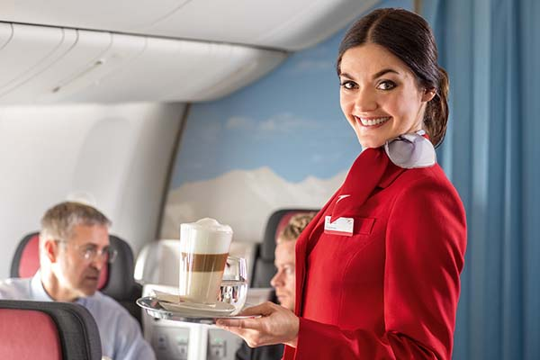 Creative Marriage Proposal Ideas | Use Flight Attendant to Help You with Proposal