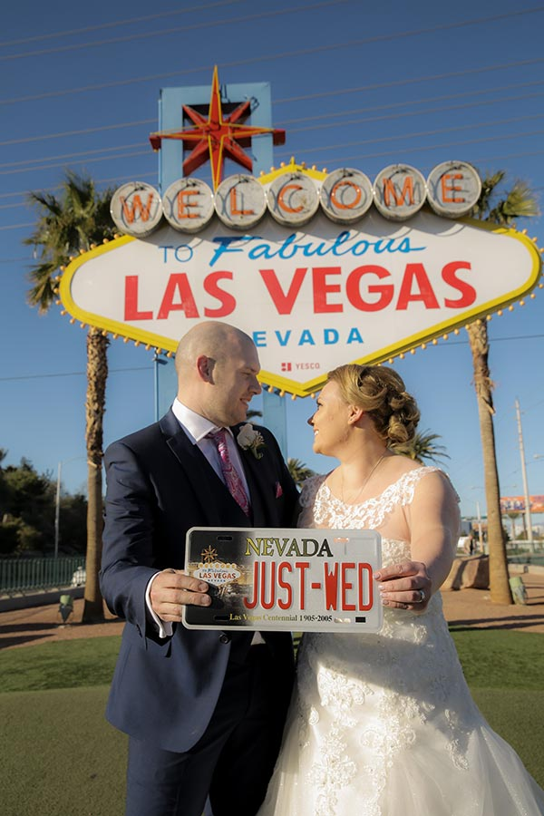 places to get married in vegas