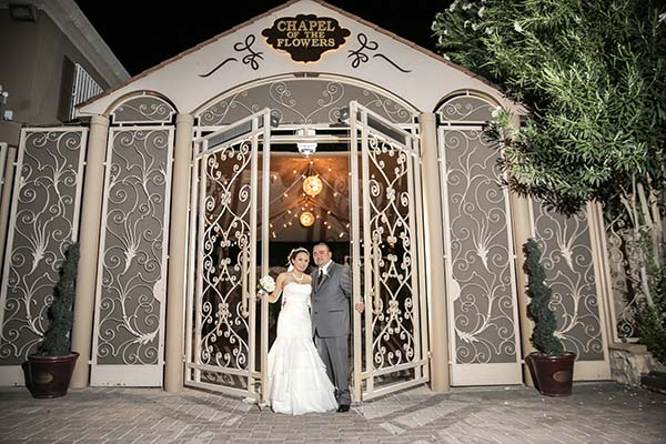 Vanessa & Miguel from Inglewood, California: Chapel of the Flowers Testimonial