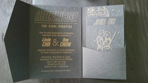 Star Wars Wedding Ideas Wedding Tips And Trends