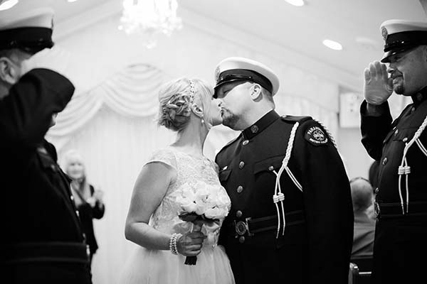 Military Discount for Las Vegas Weddings