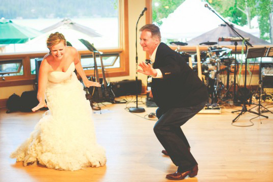 Father Daughter Dance | Wedding Ideas | How to Include Dad in Your Wedding