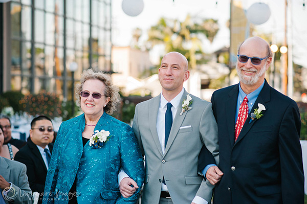 Proud Parents of Gay Couple | Same-Sex Wedding in Las Vegas | LGBTQ Wedding Ideas