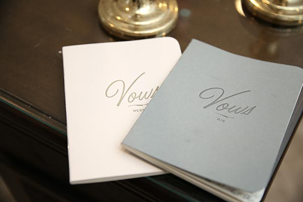 Wedding Vows - Vow Renewal | Second Marriage | Older Couple Wedding Ideas