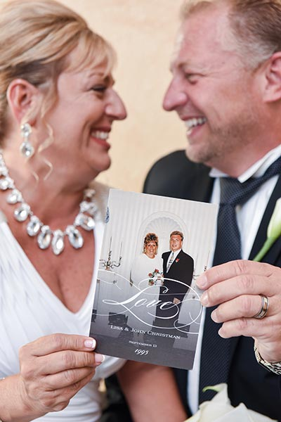 Renewing You Wedding Vows - Vow Renewal | Second Marriage | Older Couple Wedding Ideas