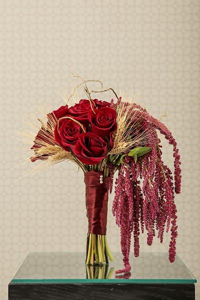 Fall Weddings | Wedding Ideas | Fall Bridal Bouquet
