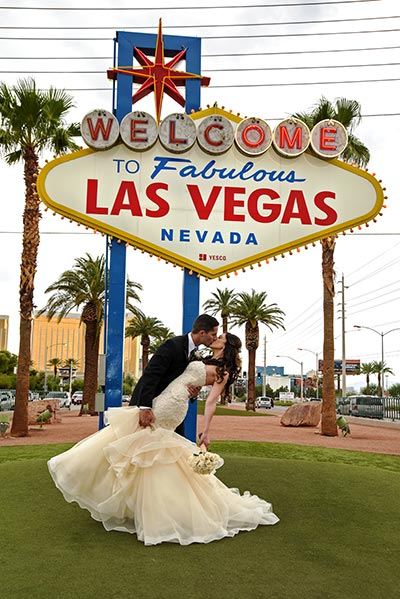Best Affordable Las Vegas Wedding Packages Elopement Package In