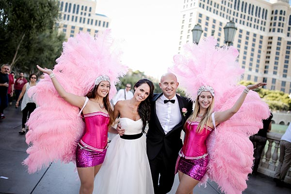 Best Affordable Las Vegas Wedding Packages On The Strip